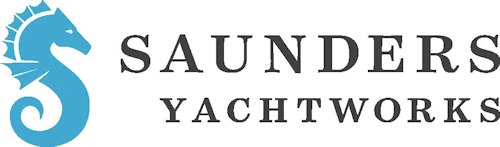 Saunders Yachtworks logo and link